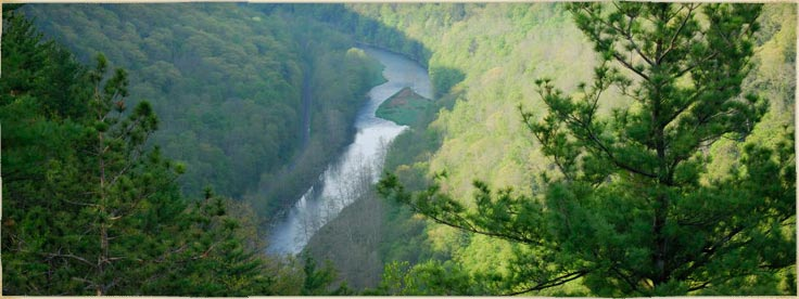 Pine Creek Gorge PA - North Central PA Things To Do